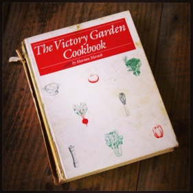 Victory Garden cookbook